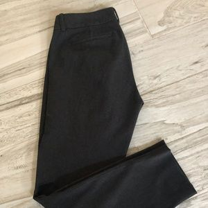 Limited Black Cigarette Pants